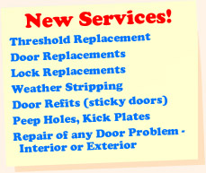 Check out our new services